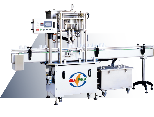 Jar  Filling  & Sealing Machine