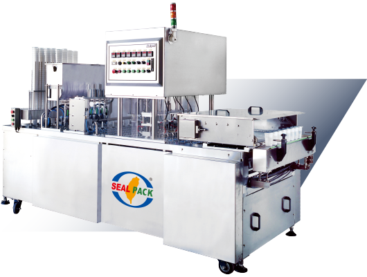 Filling & Sealing Machine