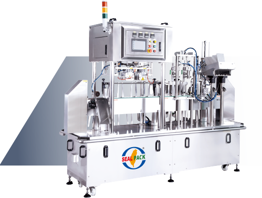 Stand-up Pouch  Filling and Sealing Machine