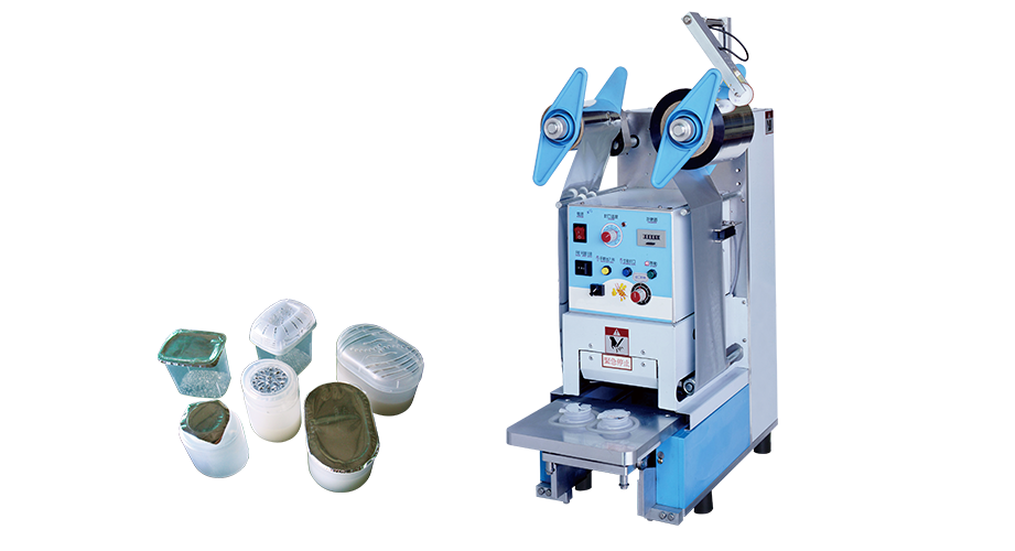 SP7101A Semi-Automatic Sealing Machine SP-71~74 Series - Seal Pack Technology