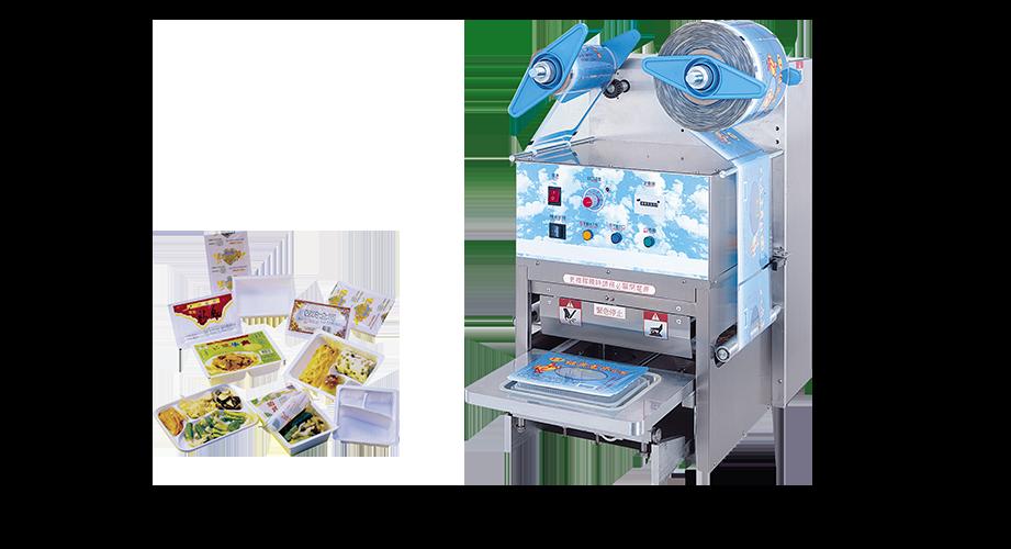 飲料封口機、杯盒封口機 - 客製化充填機與封口機的專業製造商 | 捷輝機械有限公司