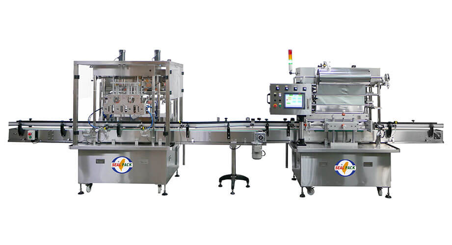 罐裝充填機、液體充填機 - 客製化充填機與封口機的專業製造商 | 捷輝機械有限公司