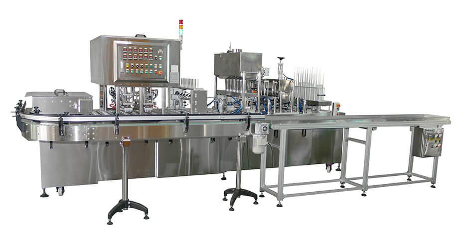 粉末顆粒充填機、粉末顆粒封口機 - 客製化充填機與封口機的專業製造商 | 捷輝機械有限公司