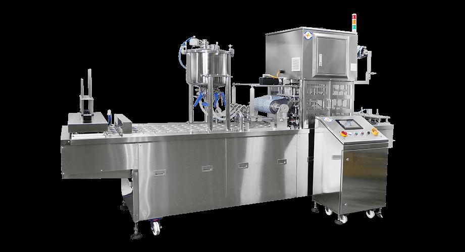 連續式液體充填機、連續式封口機 - 客製化充填機與封口機的專業製造商 | 捷輝機械有限公司