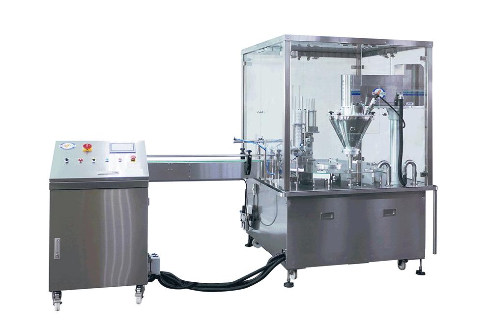 粉末顆粒充填機、粉末顆粒封口機、粉末封口機、顆粒封口機 - 客製化充填機與封口機的專業製造商 | 捷輝機械有限公司